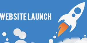 website-launch